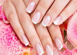 5 Homemade Tricks To Help You Get Healthy Nails