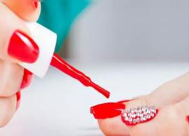 Try Out These 6 Ways to Remove Nail Paint without Remover