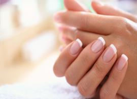 10 Easy Tips To Keep Your Nails Healthy