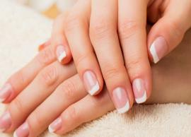 To Keep Your Nails Shiny and Beautiful Try This