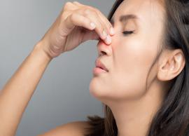 5 Ways To Treat Nasal Congestion at Home