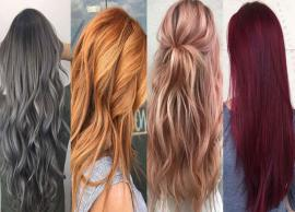 5 Natural Ways To Color Hair