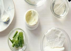 Here is How You Can Make Natural Moisturizers at Home
