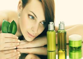 5 Amazing Natural Oils and Wonders They Do To Your Skin