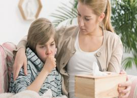 Effective Home Remedies To Treat Nausea in Children