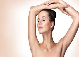 Get Soft Underarms Skin With These 5 Home Remedies