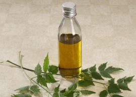 5 Amazing Beauty Benefits of Neem Oil