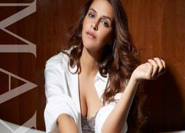 PICS- Neha Dhupia Sizzles in HOT Maxim Photoshoot-Photo Gallery