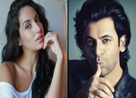 Sunil Grover and Nora Fatehi to have comic romantic track together for BHARAT