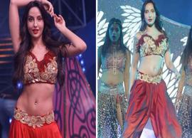 VIDEO- Nora Fatehi Showing Off Her Abs and HOT Moves Will Blow Your Mind