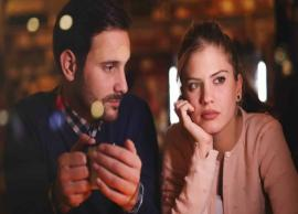 9 Signs She is Not Interested in Going For a Second Date