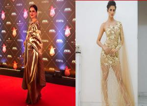 PICS- Looks From The Nykaa Femina Beauty Awards 2018-Photo Gallery