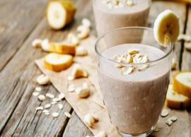 Recipe- Healthy Oat Smoothie