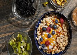 Recipe- Simple Breakfast Rose and Honey Flavored Oats