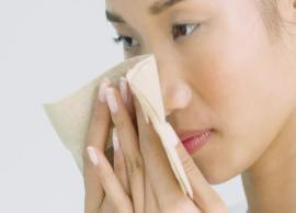 5 Home Remedies To Say Goodbie To Oily Skin