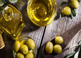 Olive Oil Has Numerous Benefits Alongside Weight Loss, Here are Few of Them