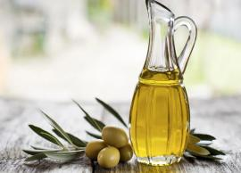 6 Natural Ways To Treat Dry Hair Using Olive Oil