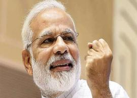 PM Narendra Modi Claims Crores of Employment Being Generated Since 2014