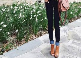 5 Ways To Style Open Toe Booties