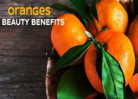 Amazing Beauty Benefits of Using Oranges