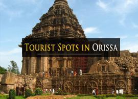 8 Beautiful Tourist Spots in Orissa