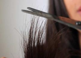 5 Packs To Help You Get Rid of Split Ends at Home