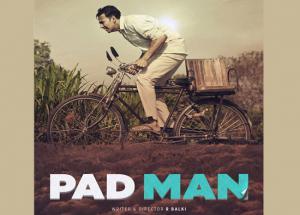 Bollywood Star Attend Screening of PadMan