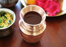 Recipe- Beat The Summer Heat With Panagam