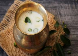 Janmashtami 2018- Recipe for Panchamrit While Breaking Fast