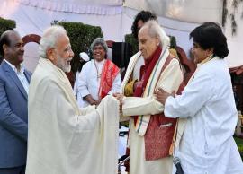 Legendary Vocalist and Tabla Player Pandit Jasraj passes away: PM Modi, others condole his demise