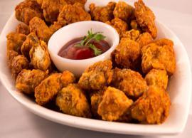 Recipe- Welcome Weekend With Paneer Popcorn