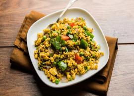Summer Recipe- Quick To Make Paneer Bhurji