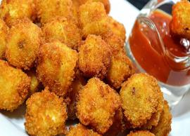 Recipe- Try Paneer Popcorn For Any House Party