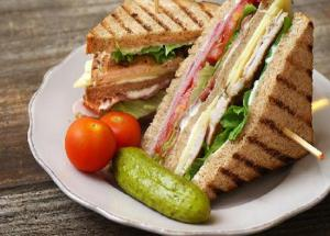 Kids Favorite Grilled Paneer Sandwich Recipe