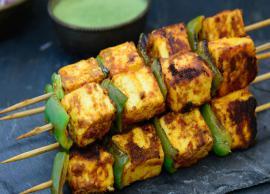 Recipe- Smoky Flavor Achari Paneer Tikka