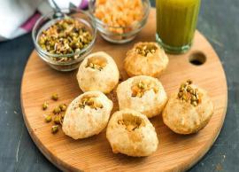 Recipe- Easy Way To Make Pani Puri at Home