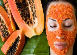 Get Glowing Skin This Summer With Aloe Vera and Papaya Face Mask