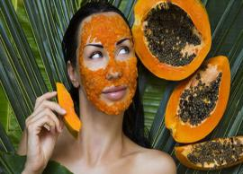 Here is How You Can Use Papaya For Skin Lightening