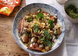 Dussehra 2019- Celebrate The Day With Delicious Papdi Chaat