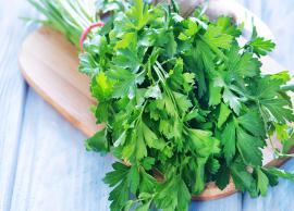 7 Amazing Health Benefits of Parsley