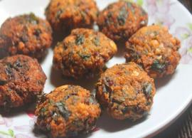 Recipe- Make Your Mornings Better With Paruppu Vada