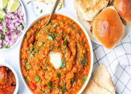 Recipe- Street Style Pav Bhaji