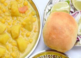 Recipe- Pav With Goan Potato Gravy For Perfect Weekend