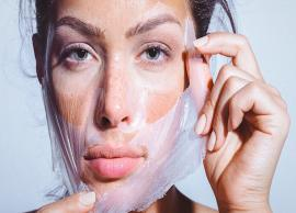 7 Homemade Peel Off Face Masks To Get Radiant Skin
