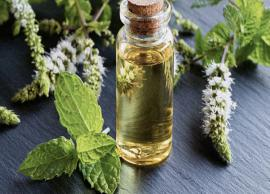 8 Beauty Benefits of Peppermint Essential Oil