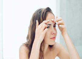 5 Natural Remedies To Get Rid of Stubborn Pimples