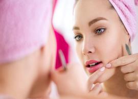 7 DIY Ways To Get Rid of Stubborn Pimples