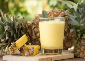 Know How Pineapple can help you to get rid of Cough
