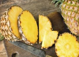 5 DIY Pineapple face Masks To Try at Home