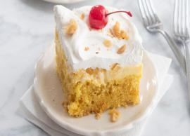 Recipe- Mouthwatering Pineapple Pudding